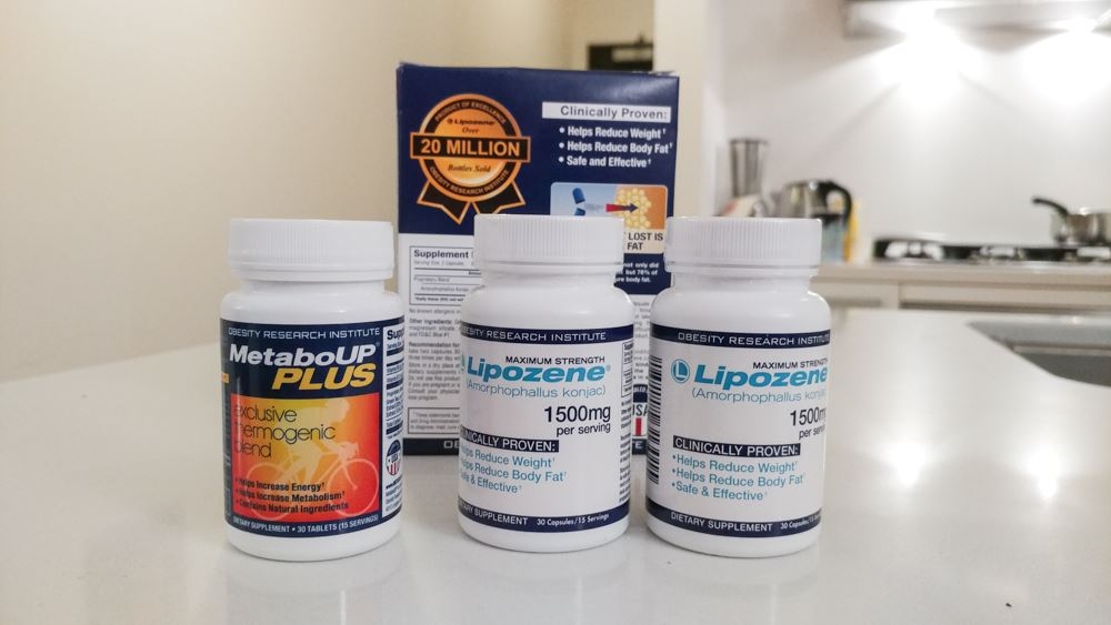 lipozene review and side effects