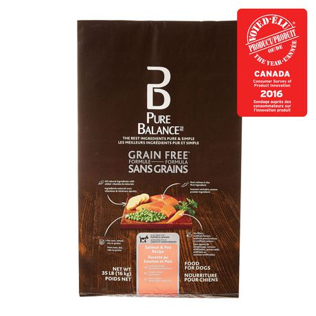 pure balance grain free canned dog food review