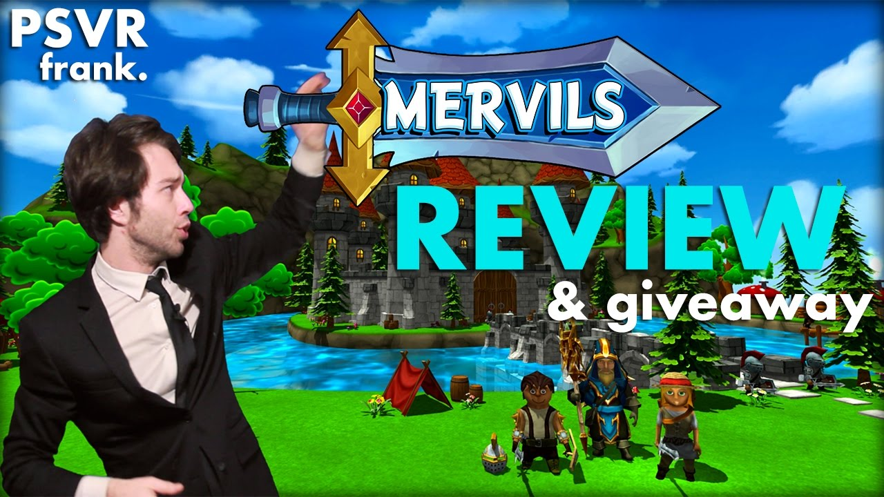 mervils a vr adventure review