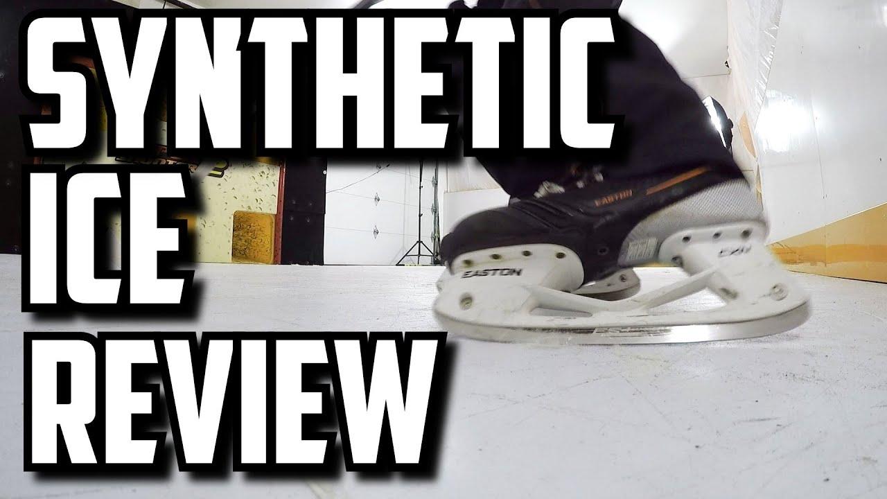 hockey shot synthetic ice reviews