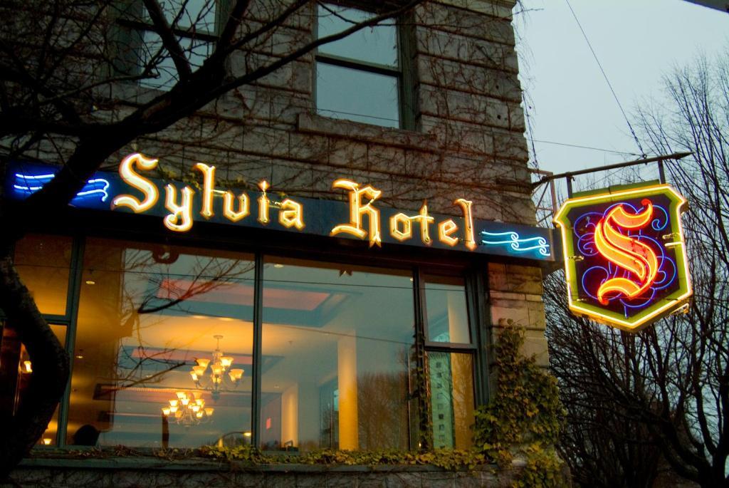 sylvia hotel vancouver bc reviews