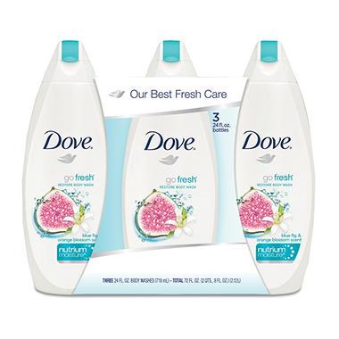 dove winter care body wash reviews
