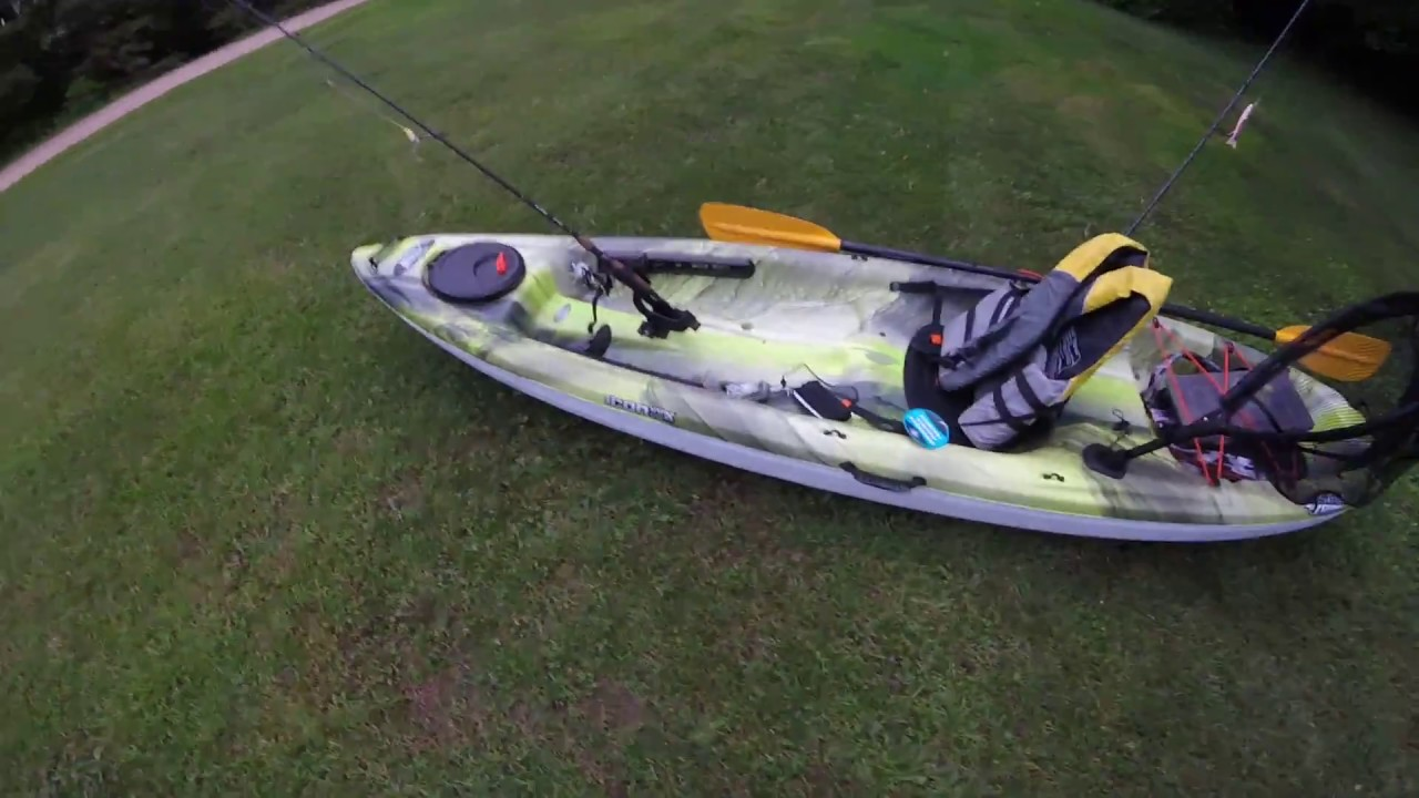 pelican escape 100x kayak reviews