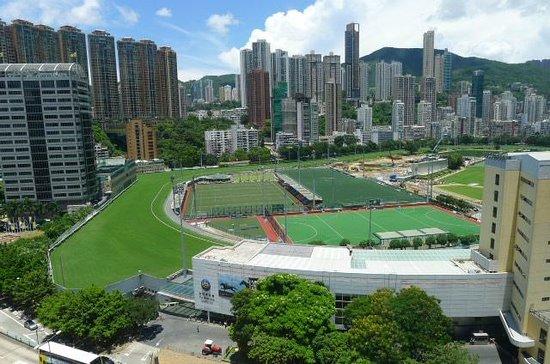 dorsett wanchai hong kong review