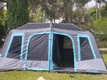 ozark trail 6 person dark rest instant cabin tent reviews