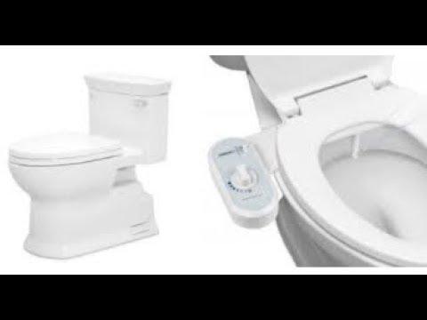 costco bidet toilet seat review