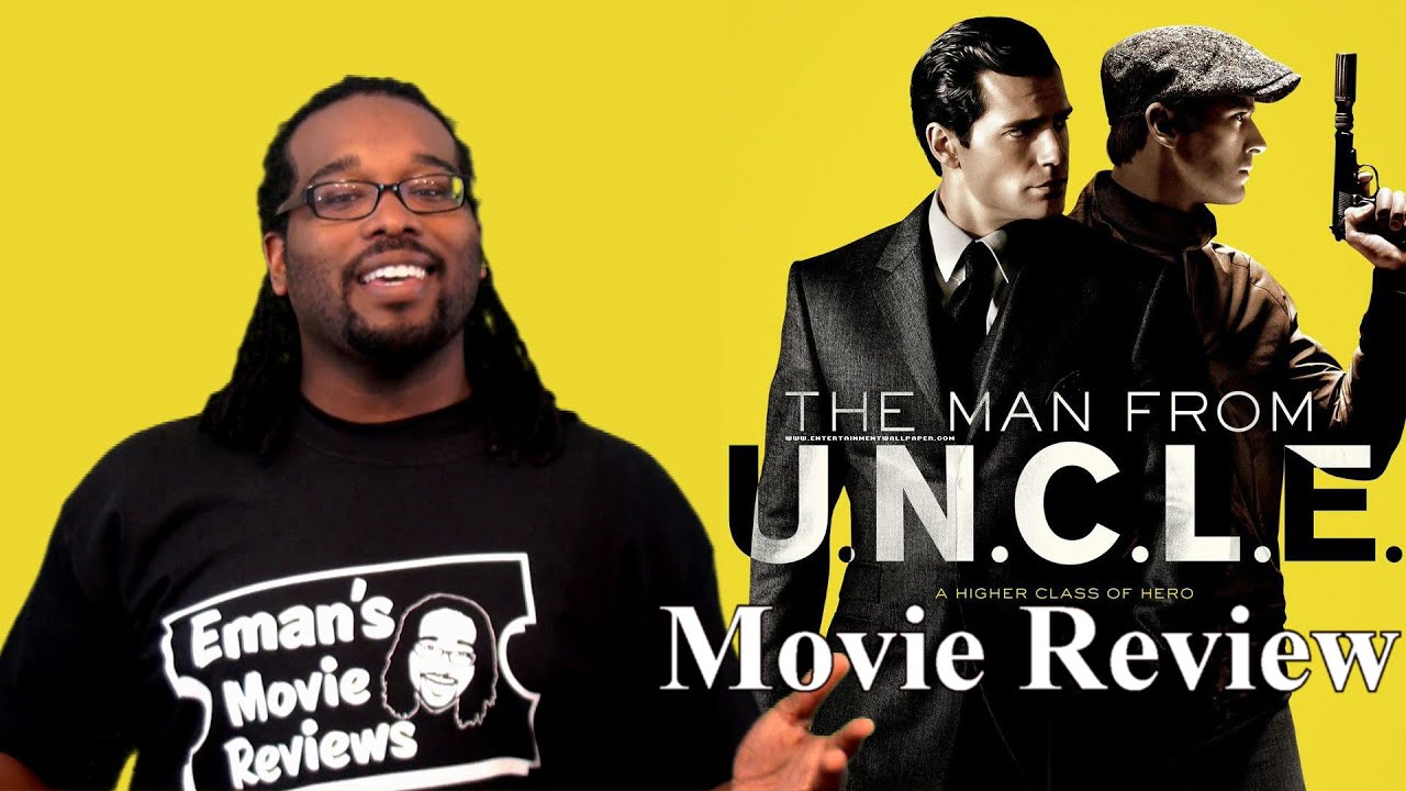 the man from uncle review
