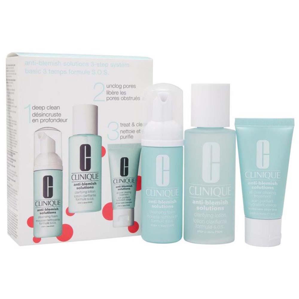 clinique anti blemish 3 step system review