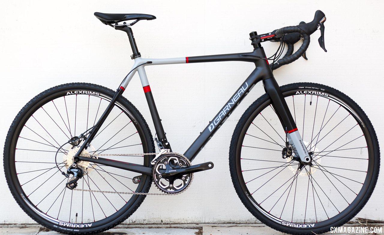 louis garneau road bike review