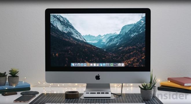 apple imac 21.5 4k review