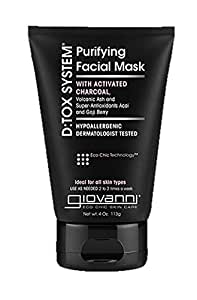 giovanni d tox system purifying facial cleanser review