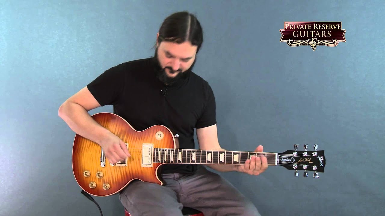 2014 gibson les paul standard plus review