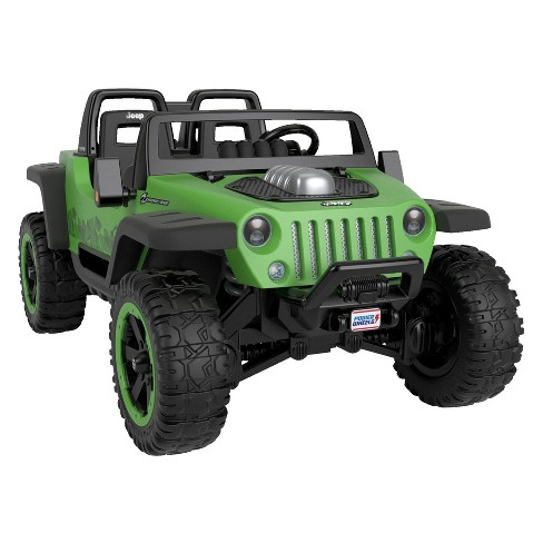 power wheels jeep hurricane reviews