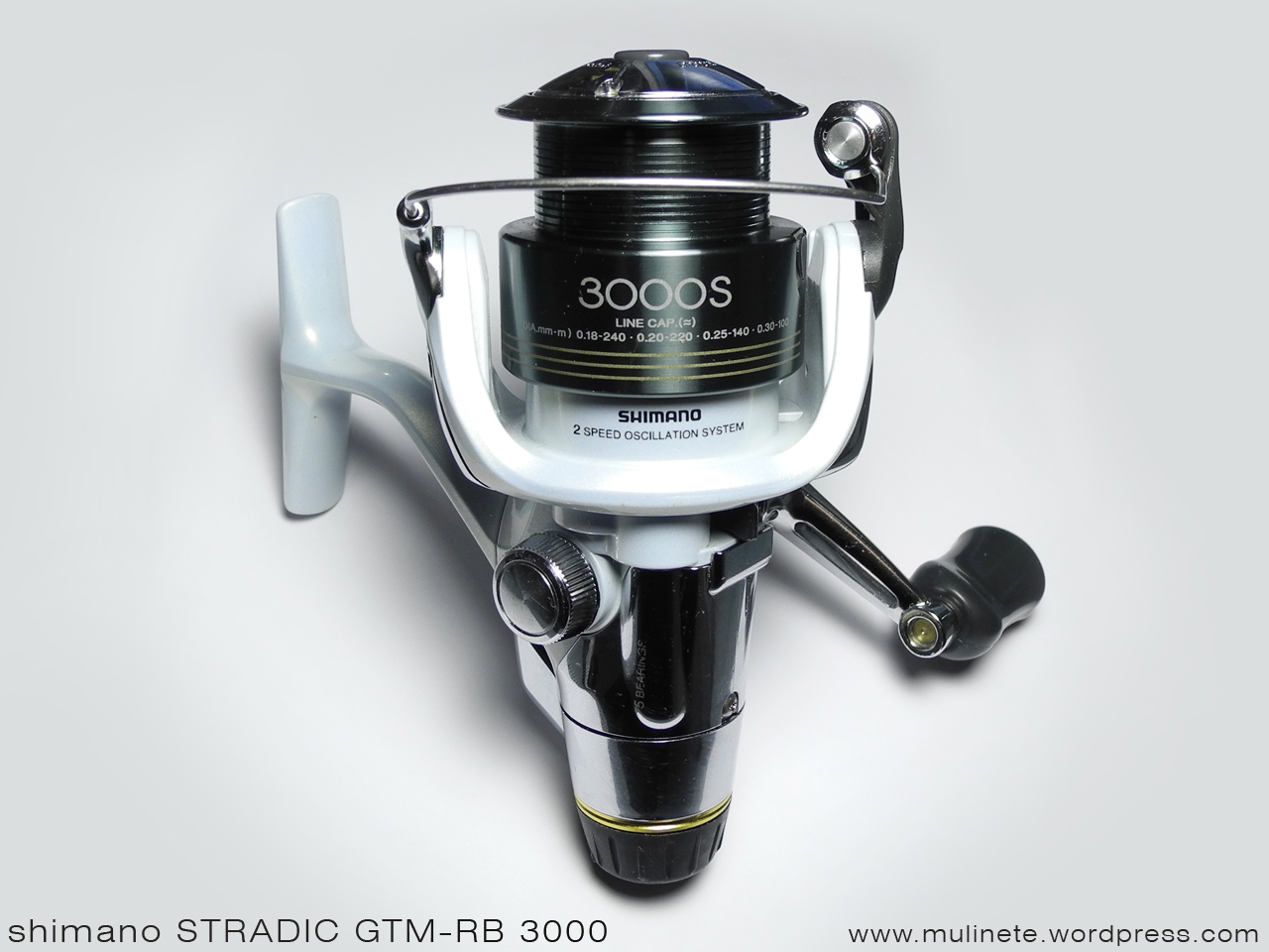 shimano stradic gtm 3000 reviews
