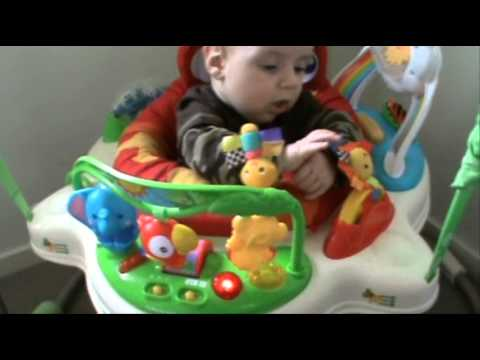 fisher price rainforest friends jumperoo reviews