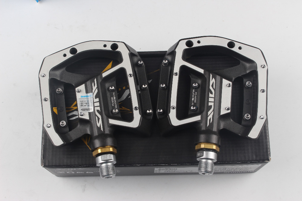 shimano saint mx80 flat pedals review