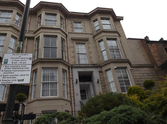 victorian house hotel glasgow reviews