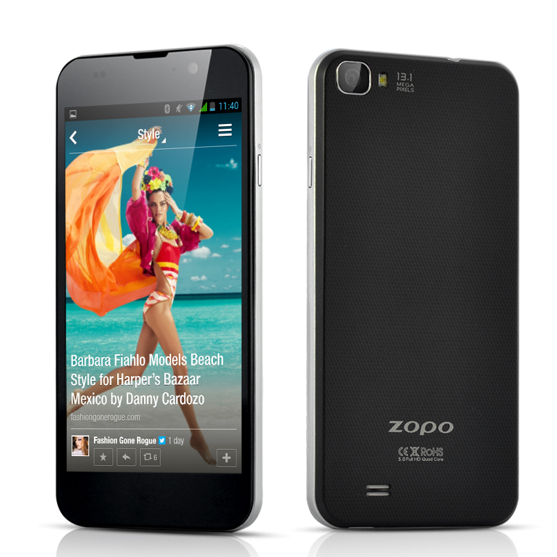 android quad core phone review