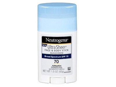 neutrogena sheer zinc face review