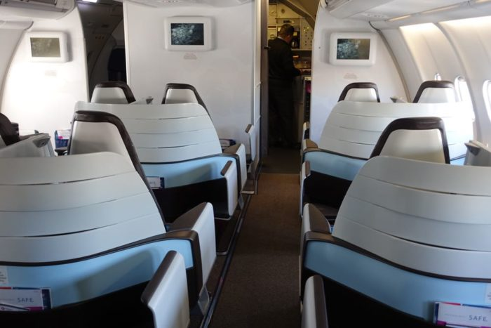 united airlines first class to hawaii reviews
