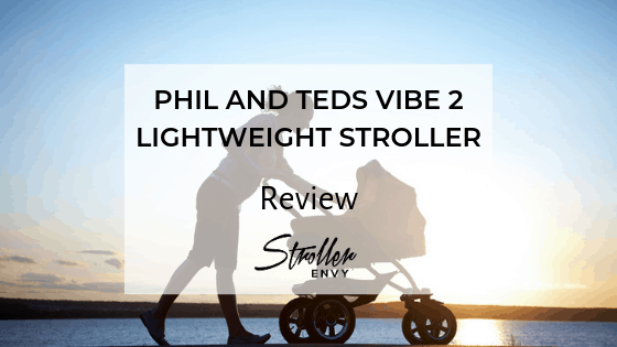 phil and teds vibe 2 review