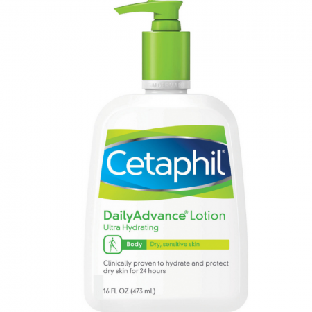 cetaphil daily hydrating lotion reviews