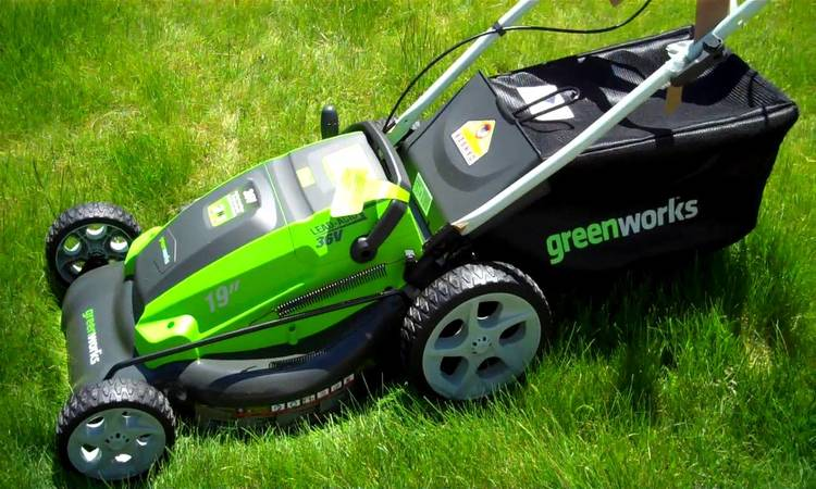 best electric lawn mower reviews