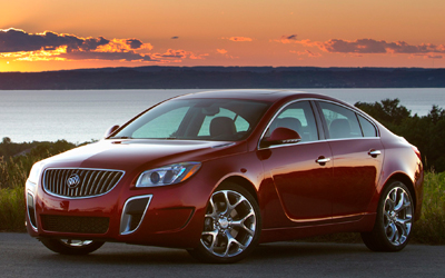 2012 buick regal base review