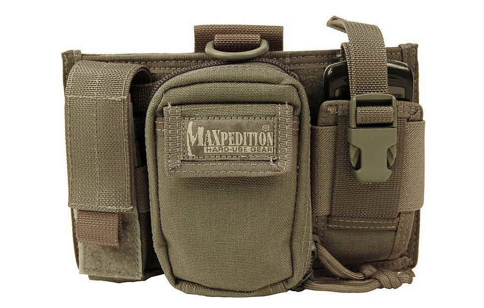 maxpedition triad admin pouch review