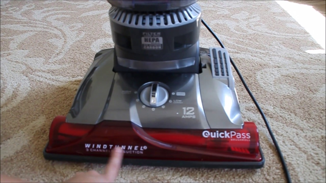 hoover high performance central vacuum reviews