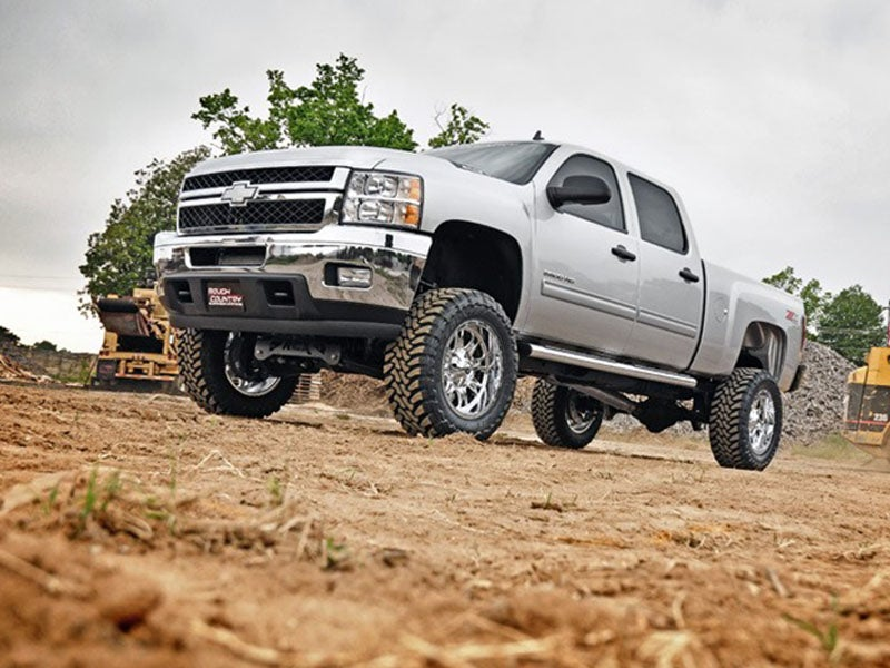 rough country 7.5 lift silverado review