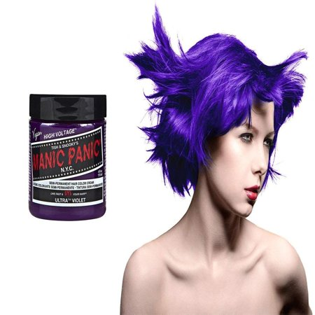 manic panic ultra violet review