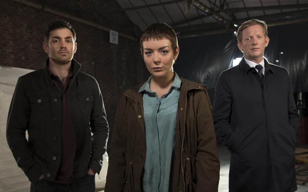 black work tv series review