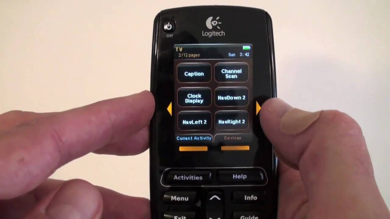 logitech harmony one remote review