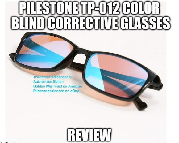gm 2 color blind corrective glasses review