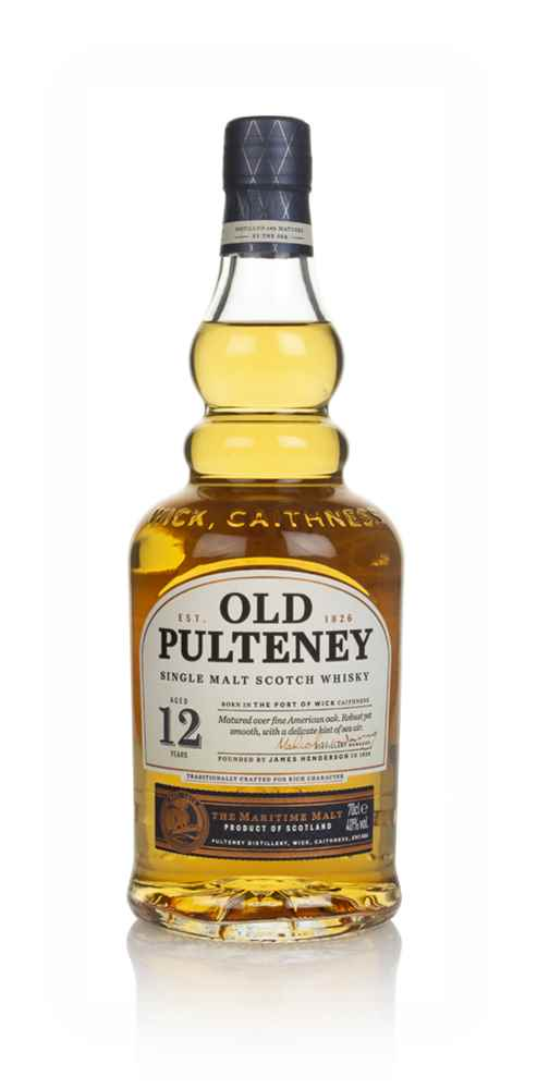 old pulteney scotch 12 year review