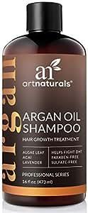 argan oil for hair loss reviews