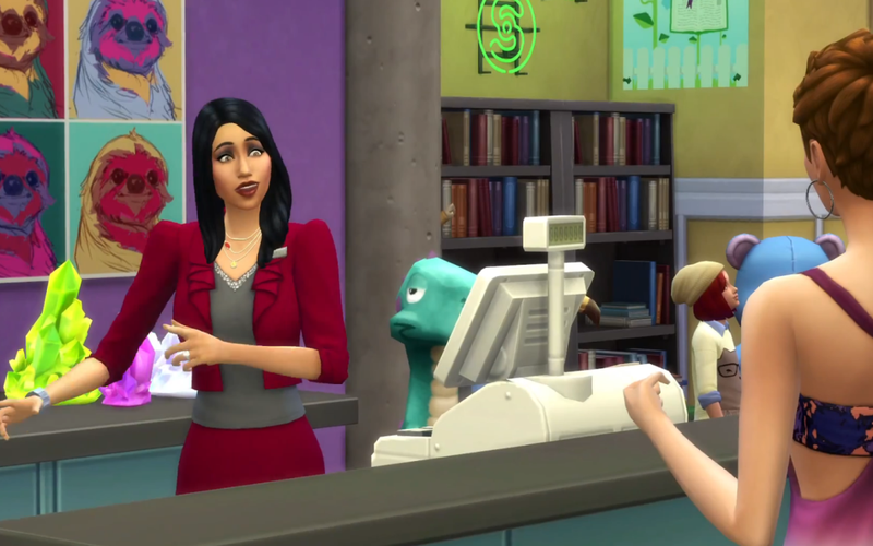 the sims 4 get to work review