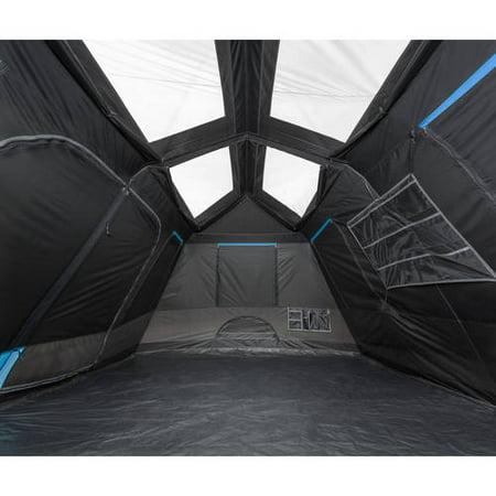 ozark trail 6 person dark rest instant cabin tent reviews