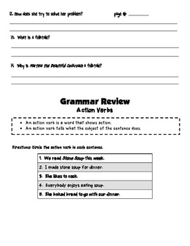 vocabulary and grammar review unit 1