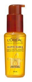 loreal smooth intense anti frizz serum review