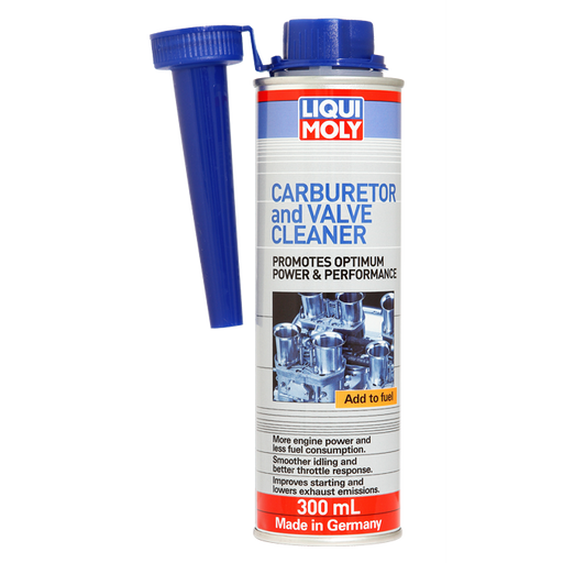 liqui moly diesel engine intake decarb review
