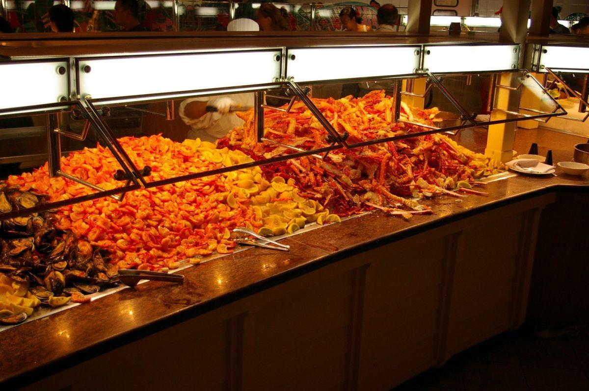 las vegas buffet of buffets review