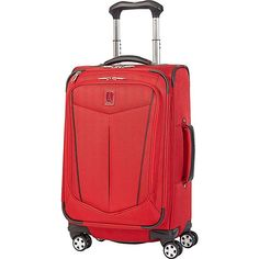 samsonite caravelle ltd luggage review