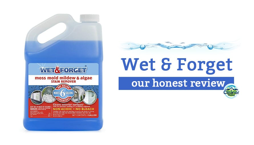 wet it and forget it reviews