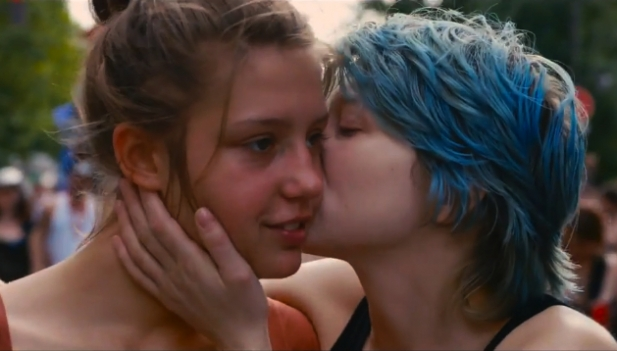 blue is the warmest colour movie review