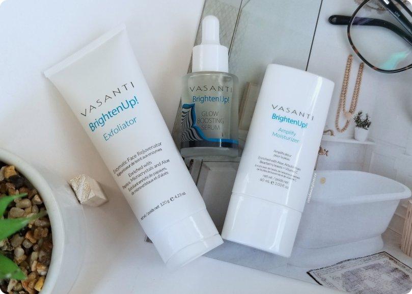 vasanti brighten up moisturizer review