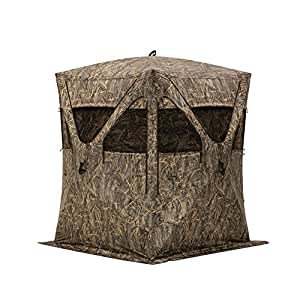 big mike hunting blind review