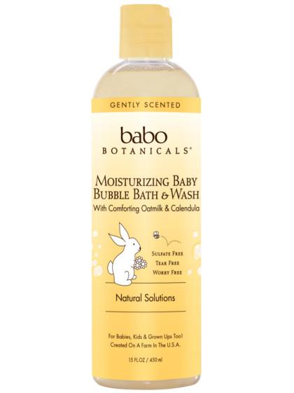 babo botanicals baby shampoo review