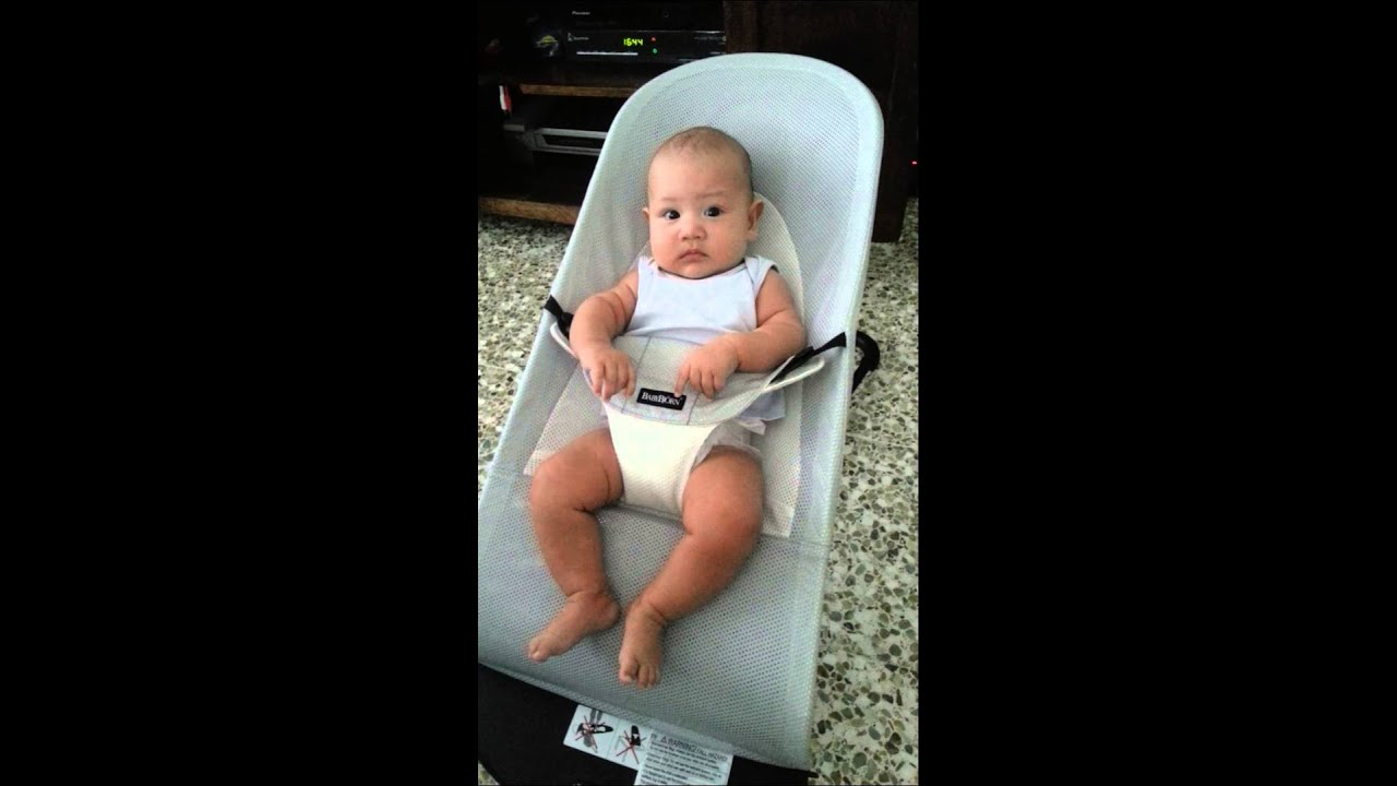 baby bjorn bouncer mesh review